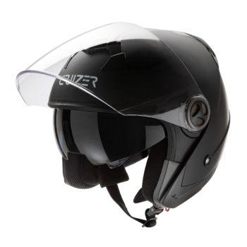 Jet 623 Matte Black Helmet