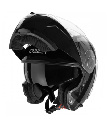 Modular 997 Black Helmet